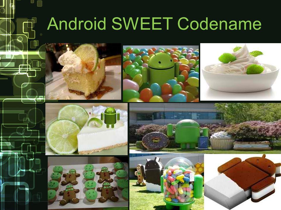 Android SWEET Codename