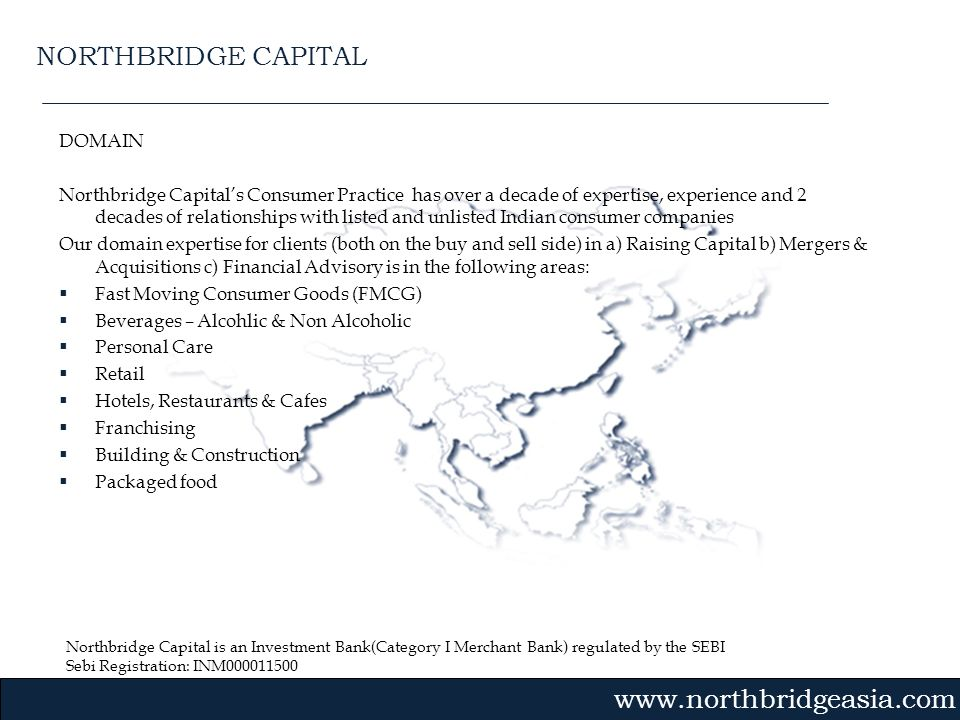 NORTHBRIDGE CAPITAL DOMAIN