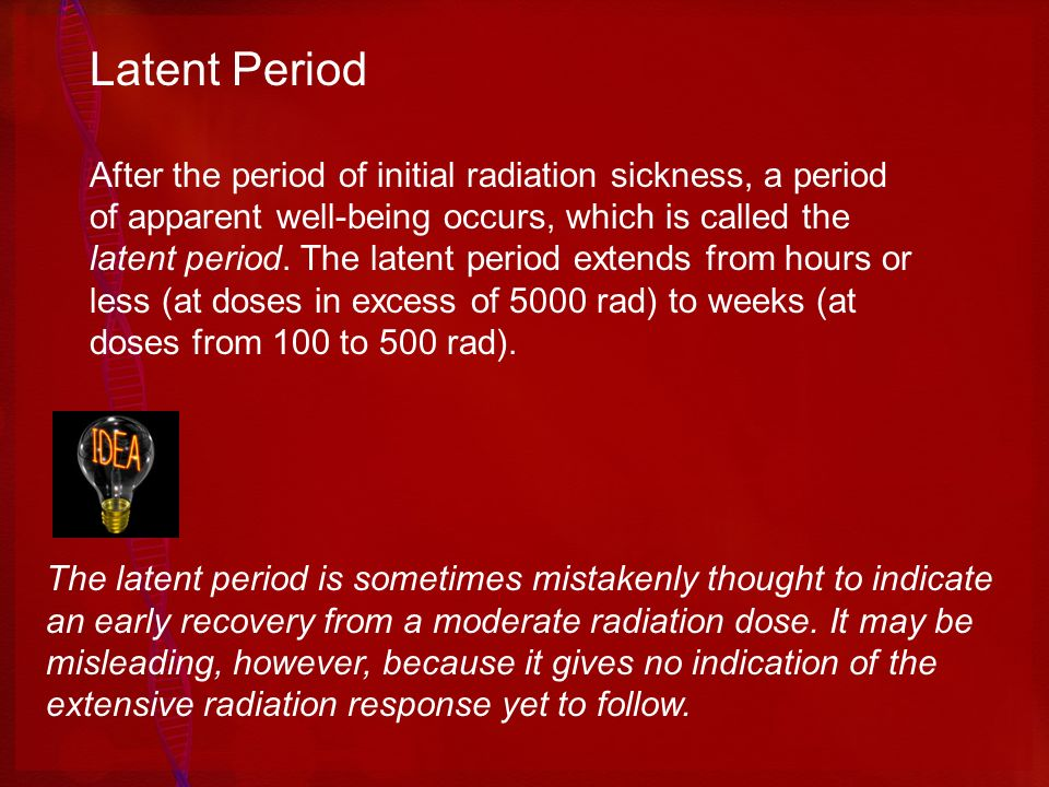 Latent Period