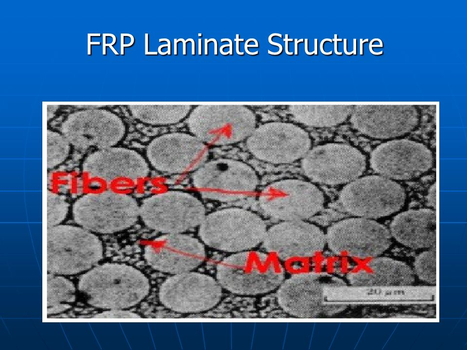 FRP Laminate Structure
