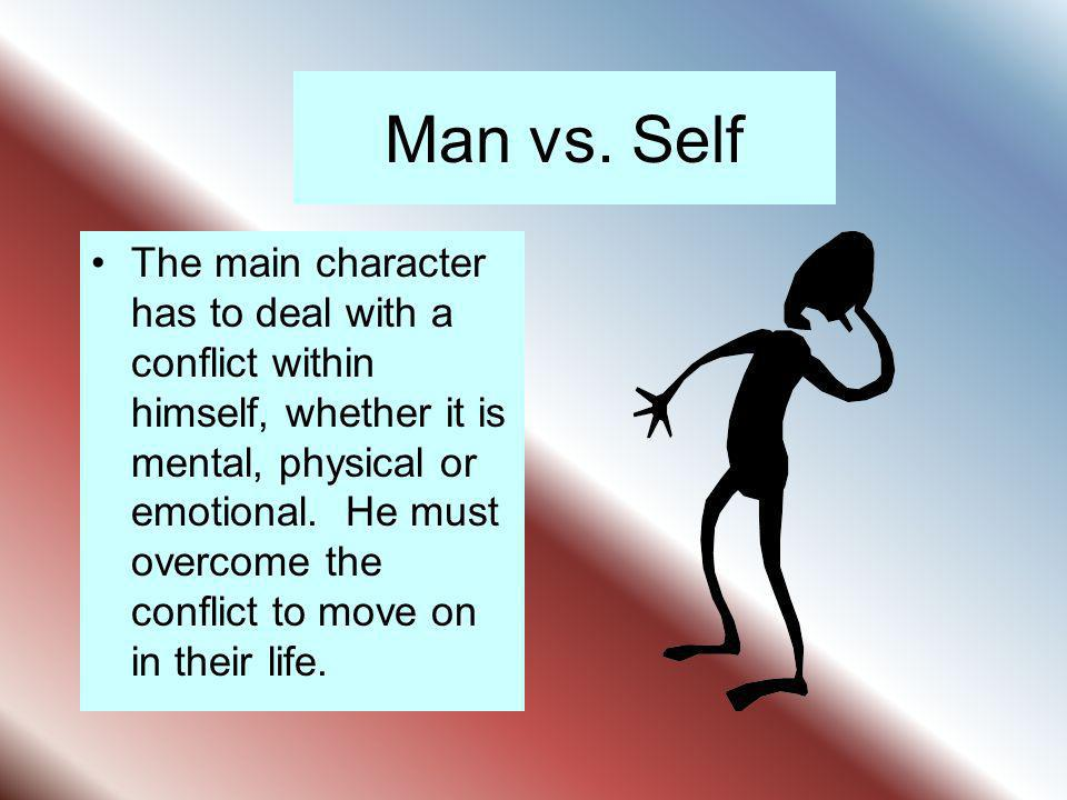 Man vs. Self