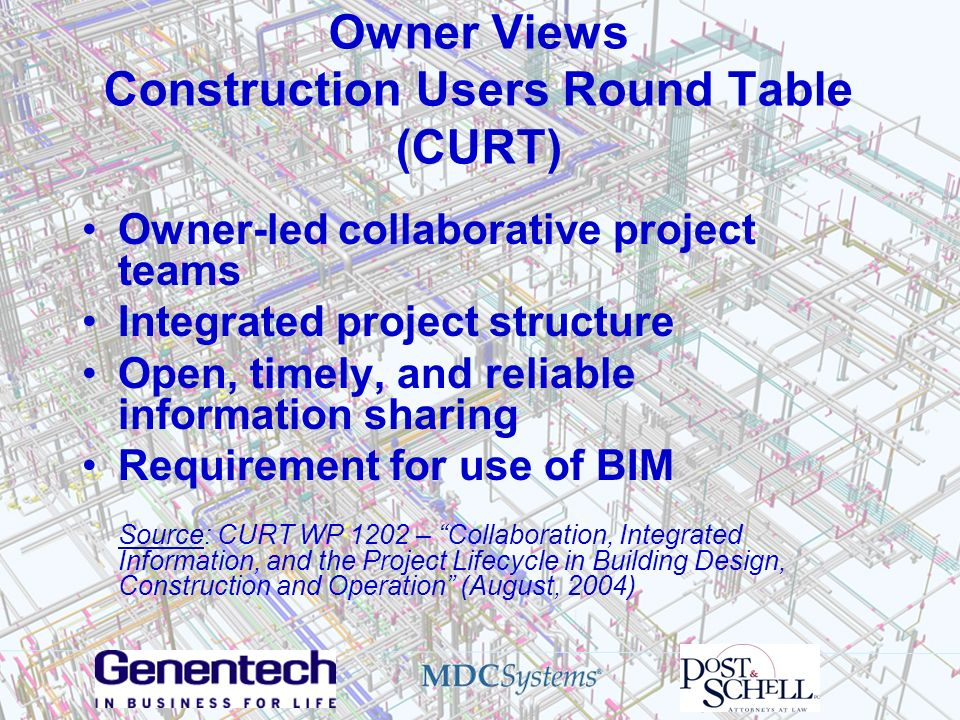 Owner Views Construction Users Round Table (CURT)