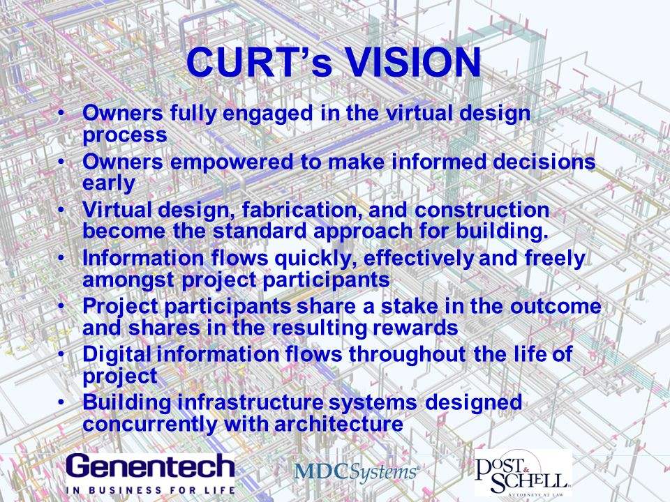 CURT's VISION Owners fully engaged in the virtual design process