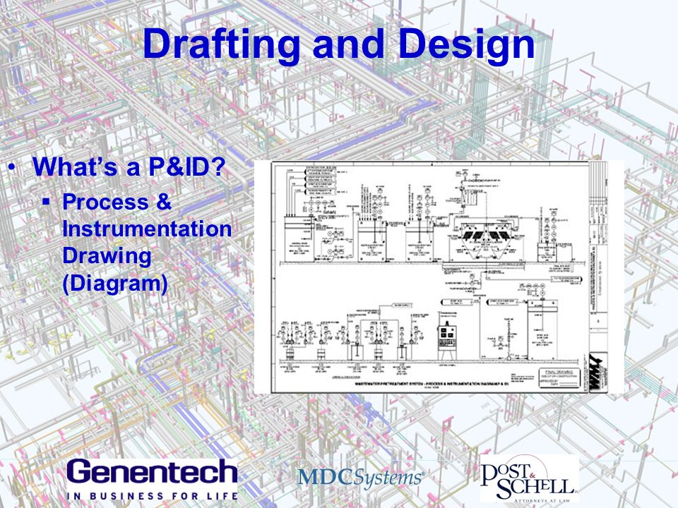 Drafting and Design What's a P&ID