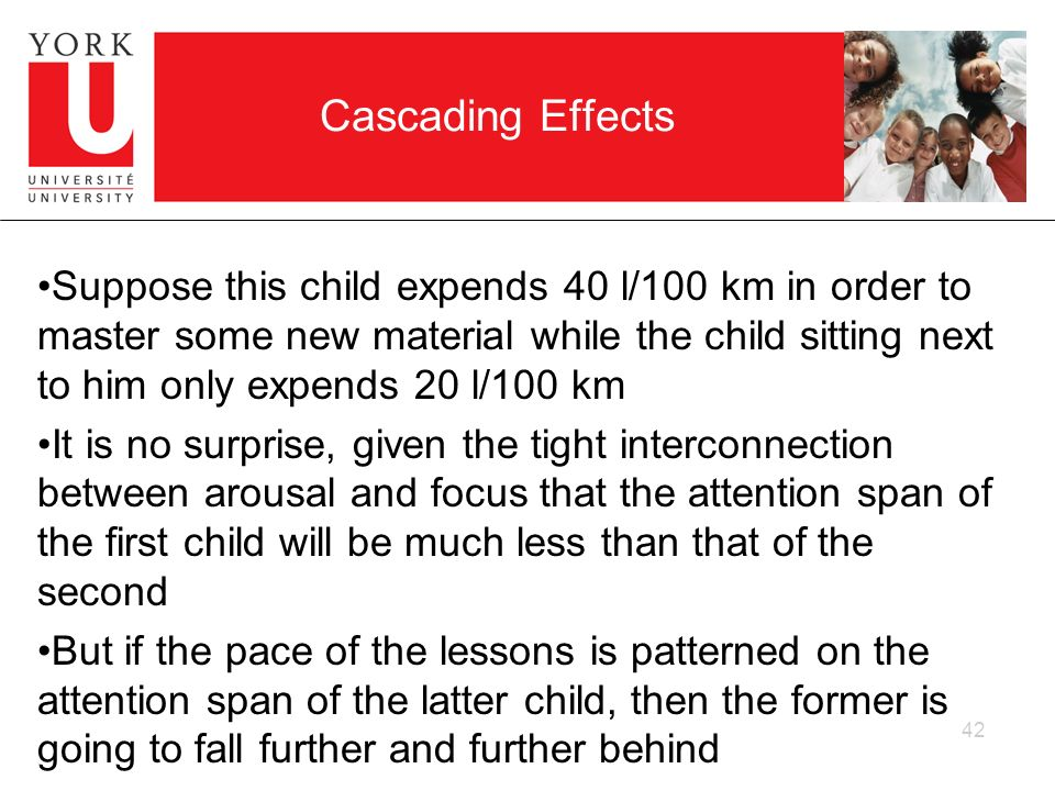 Cascading Effects