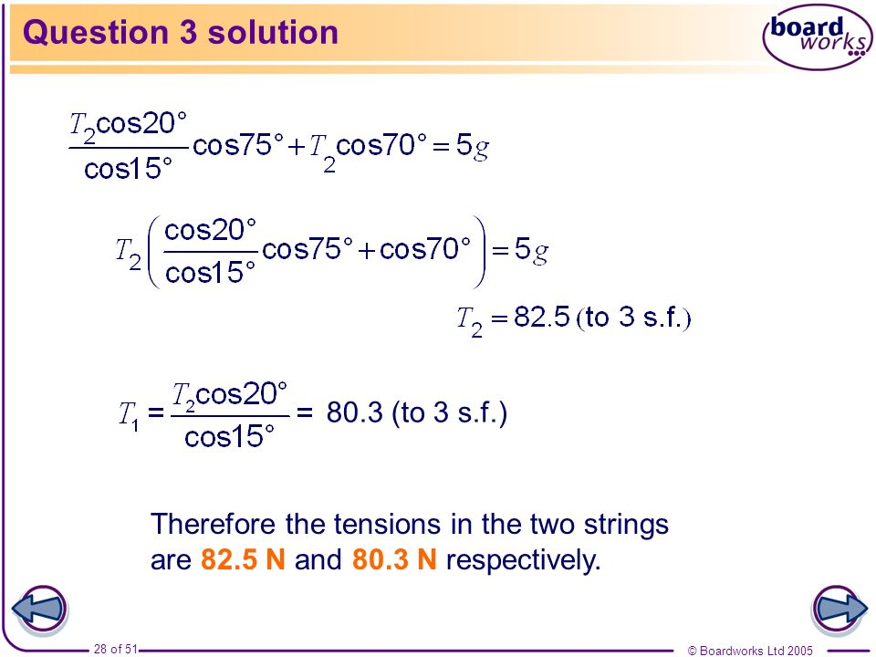 Question 3 solution 80.3 (to 3 s.f.)