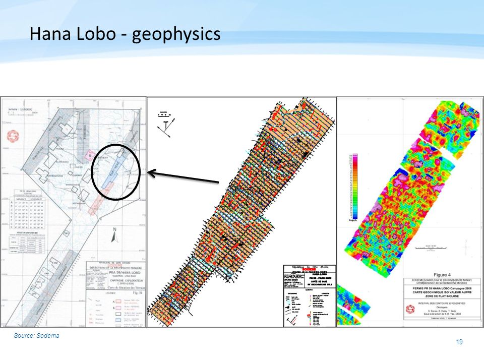 Hana Lobo - geophysics Source: Sodema