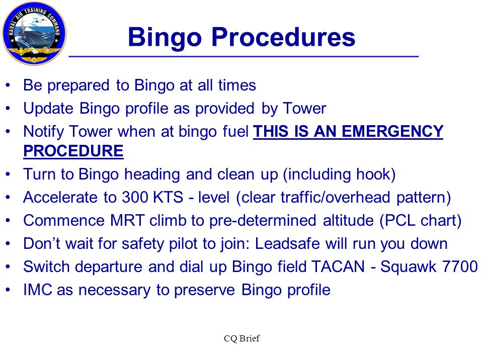 Bingo Procedures Be prepared to Bingo at all times