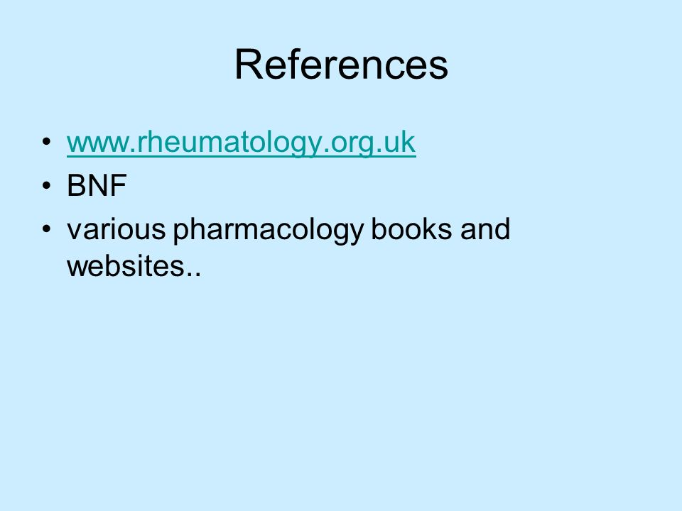 References   BNF