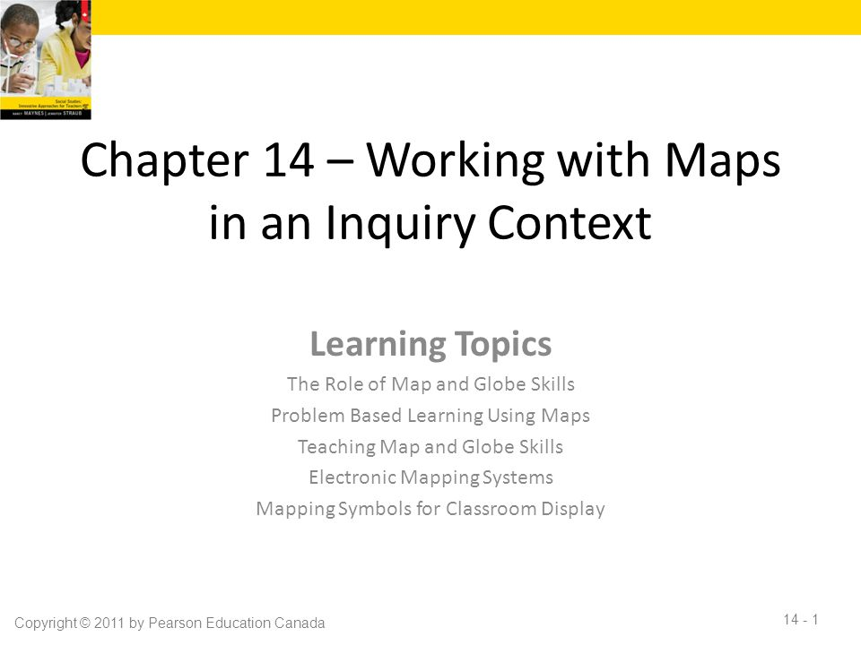 Chapter 14 Working With Maps In An Inquiry Context Ppt Download