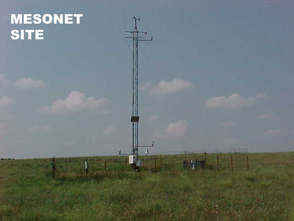 MESONET SITE
