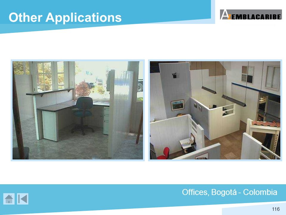 Other Applications Offices, Bogotá - Colombia