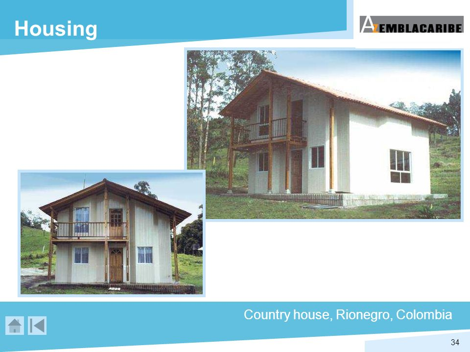 Housing Country house, Rionegro, Colombia