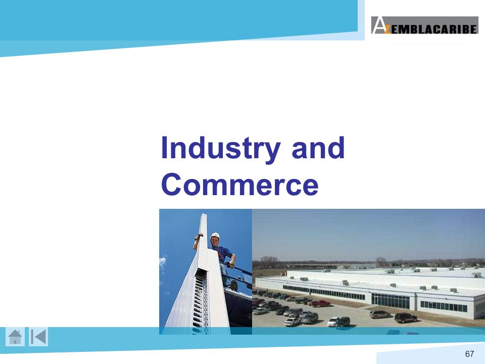 Industry and Commerce