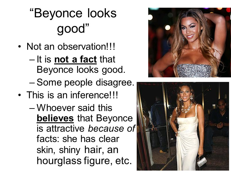 Beyonce looks good Not an observation!!!