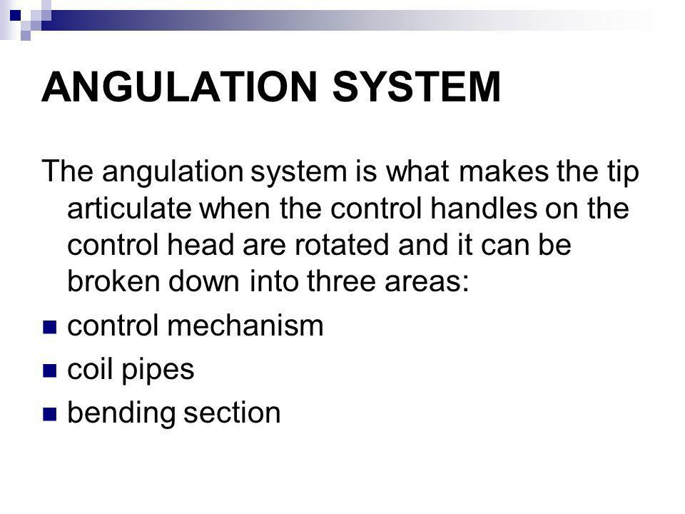 ANGULATION SYSTEM