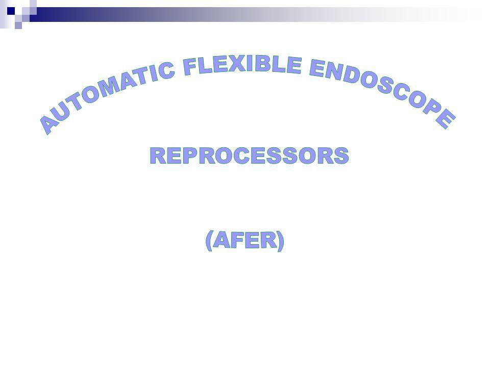 AUTOMATIC FLEXIBLE ENDOSCOPE