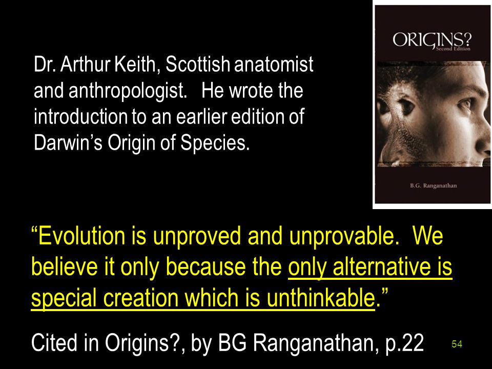 Dr. Arthur Keith, Scottish anatomist and anthropologist