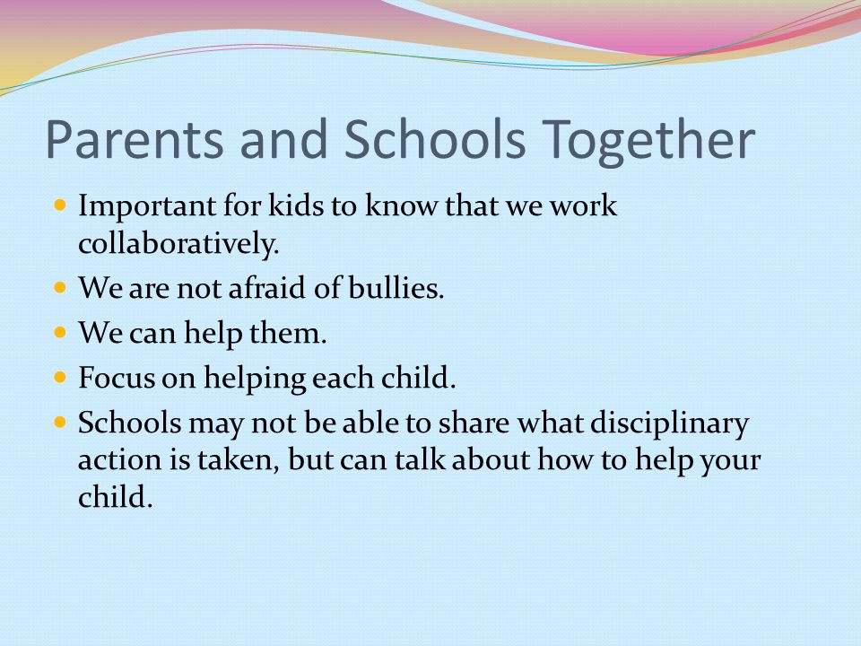 Parents and Schools Together