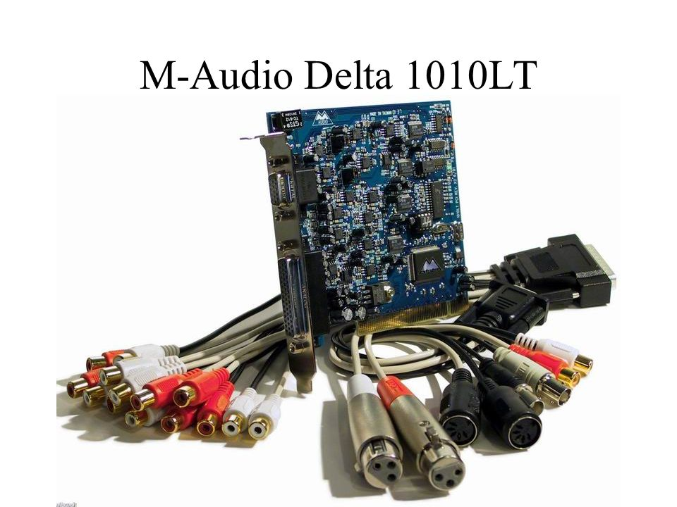 M-Audio Delta 1010LT