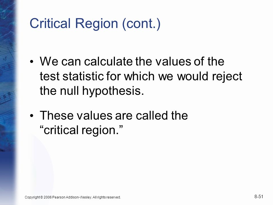 Critical Region (cont.)