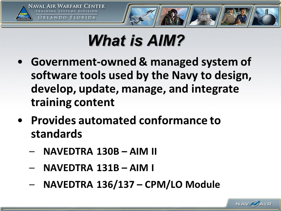 What is AIM