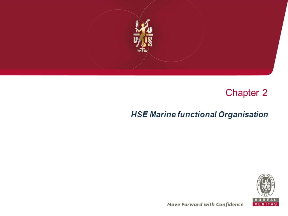 Chapter 2 HSE Marine functional Organisation