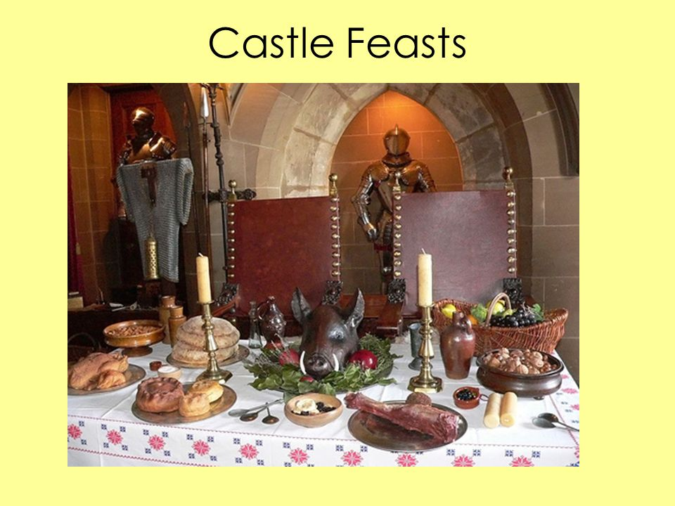 Castle Feasts