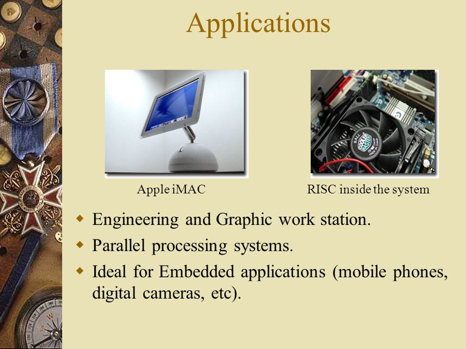 Applications Engineering and Graphic work station.