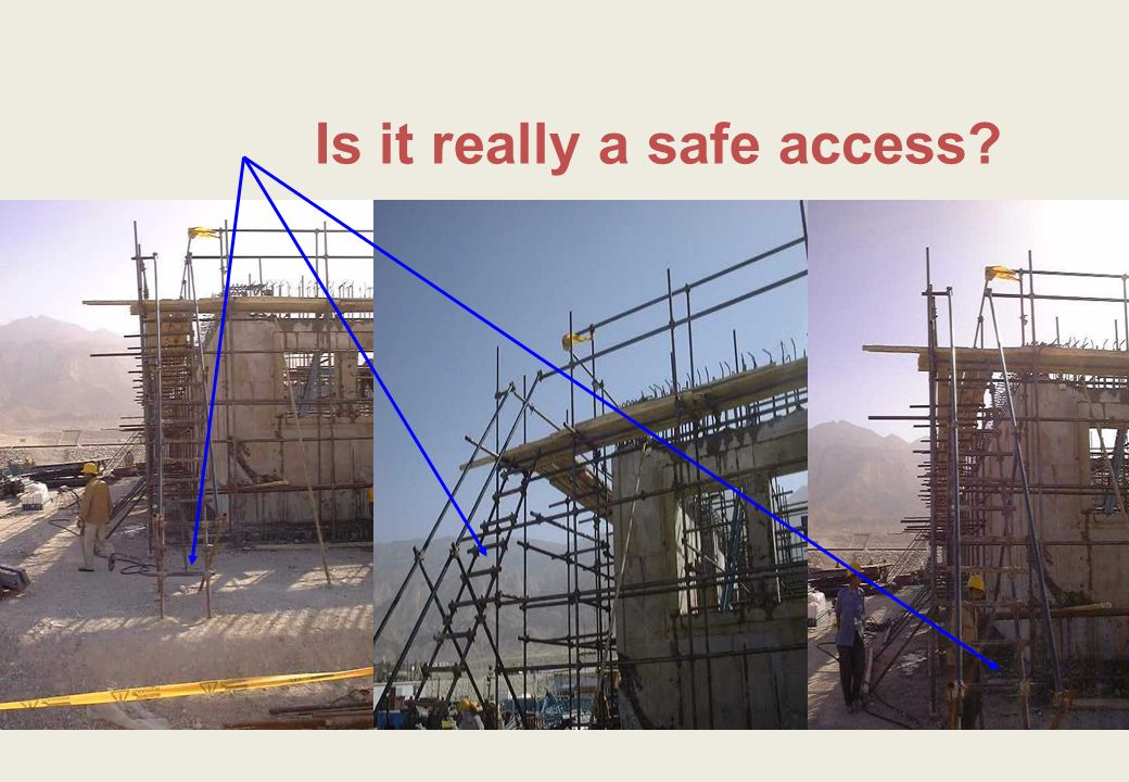 Is it really a safe access