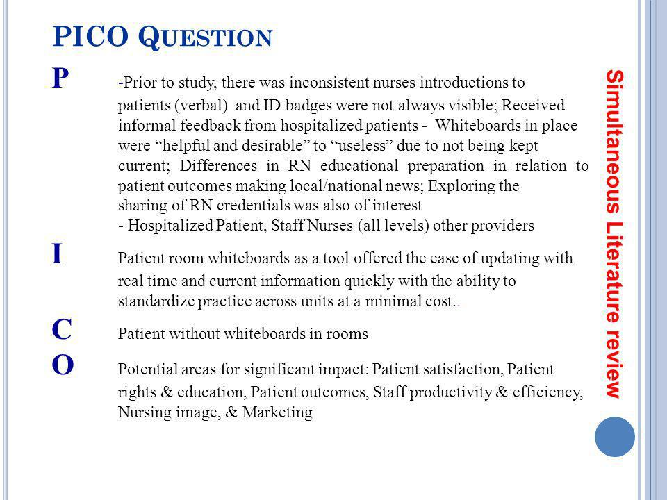 Clinical Question Examples Gallery - example cover letter for resume