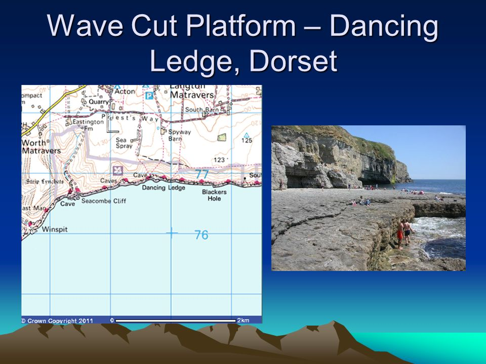 Wave Cut Platform – Dancing Ledge, Dorset