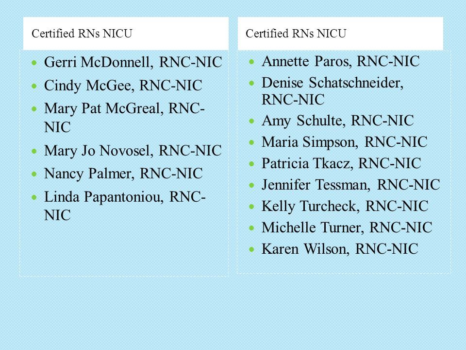 Certified Nurses at MetroHealth - ppt video online download