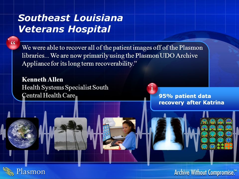 Southeast Louisiana Veterans Hospital