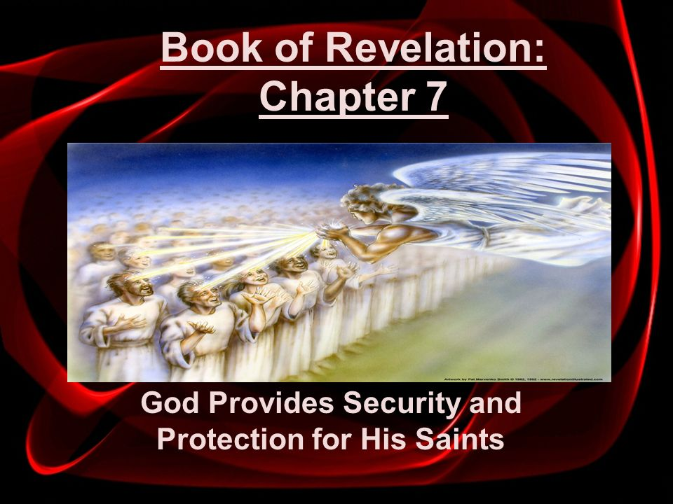 Book of Revelation: Chapter 7