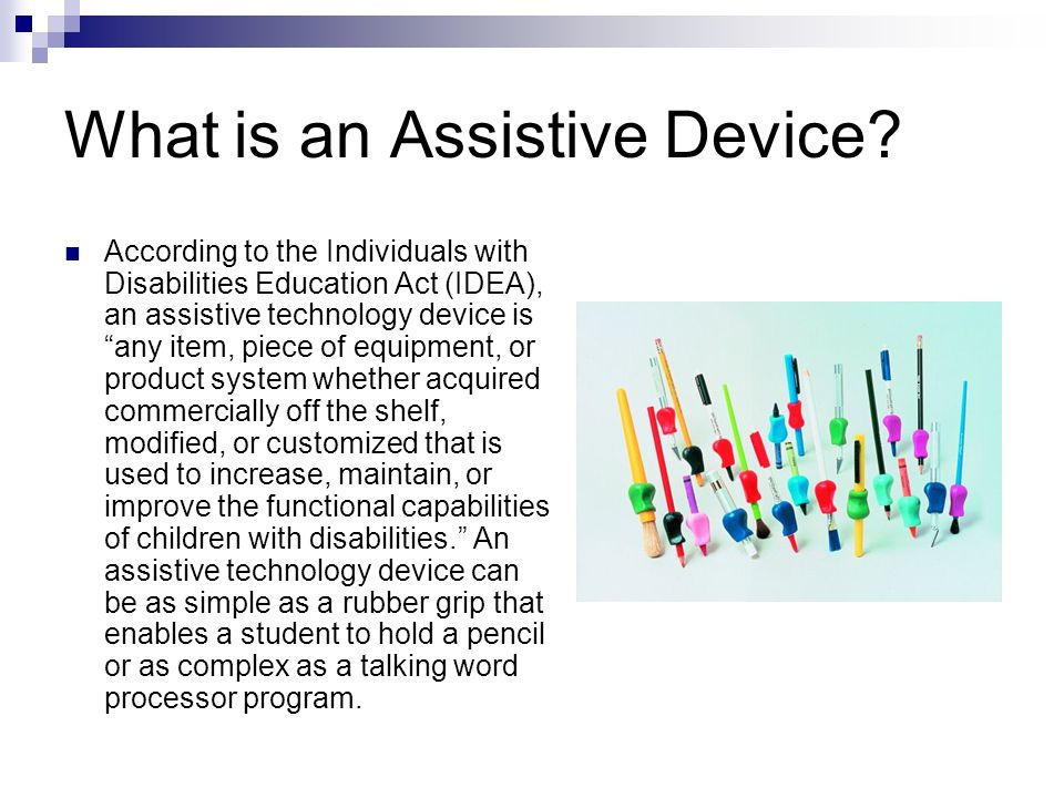 What is an Assistive Device