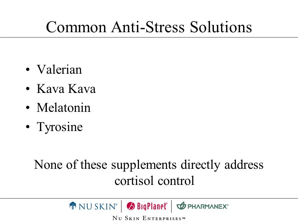 Common Anti-Stress Solutions