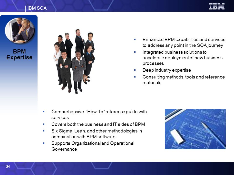 BPM Enabled by SOA Services