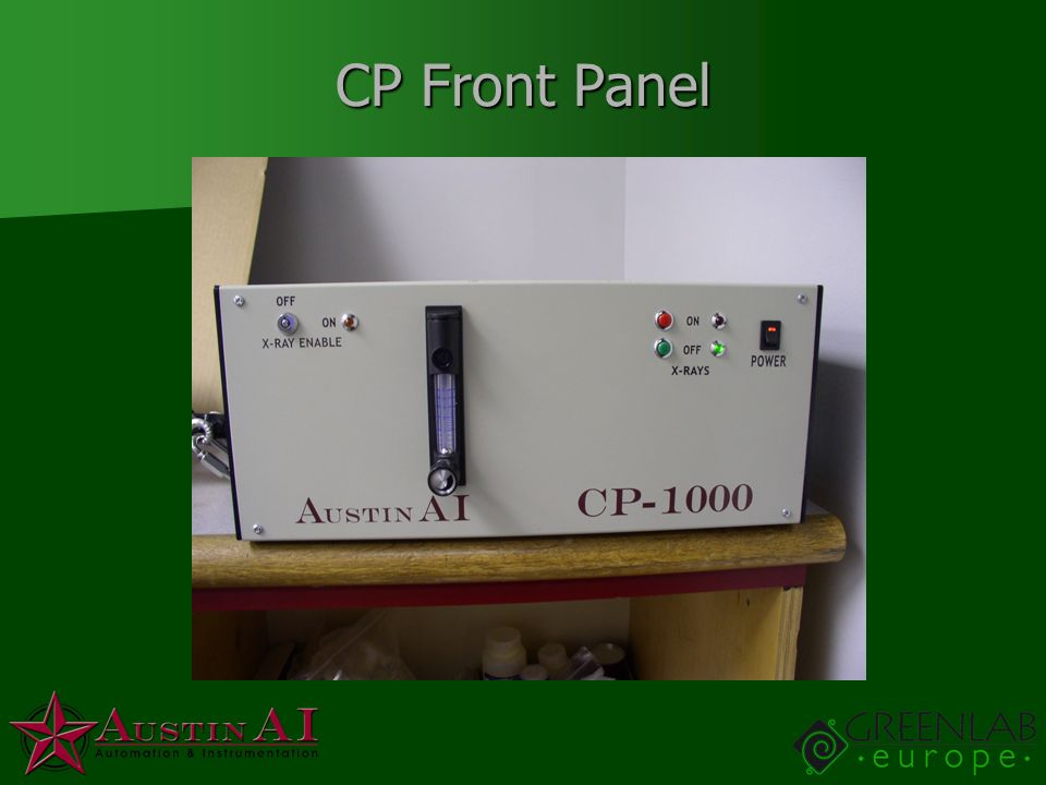 CP Front Panel