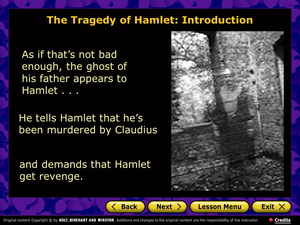 The Tragedy of Hamlet: Introduction