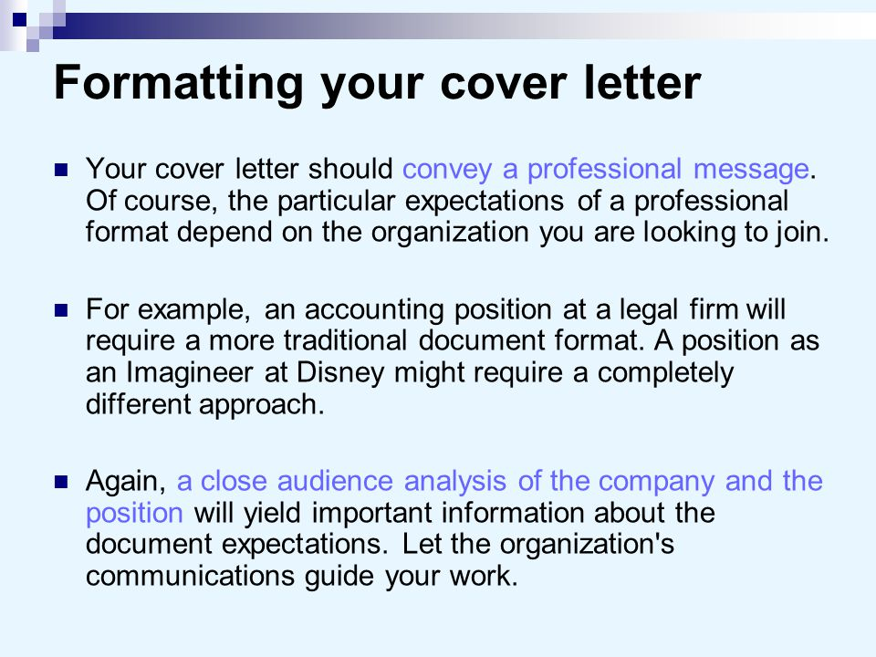 Cover letters and Business letters - ppt video online download