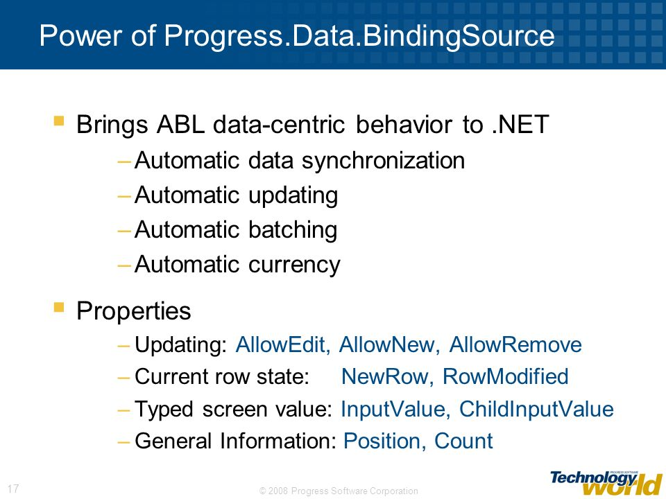 Power of Progress.Data.BindingSource