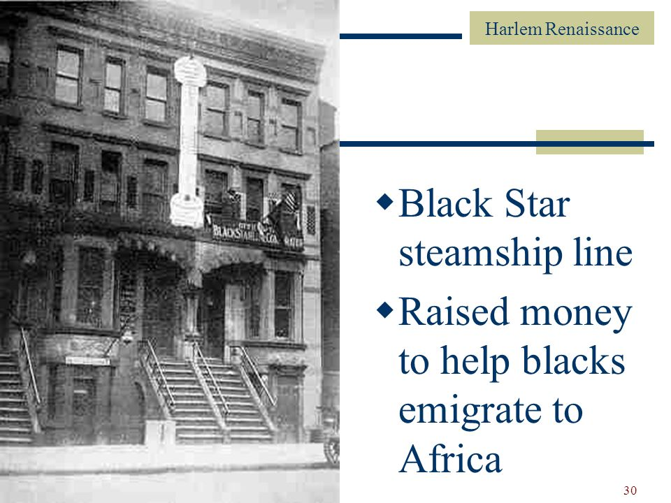 Black Star steamship line