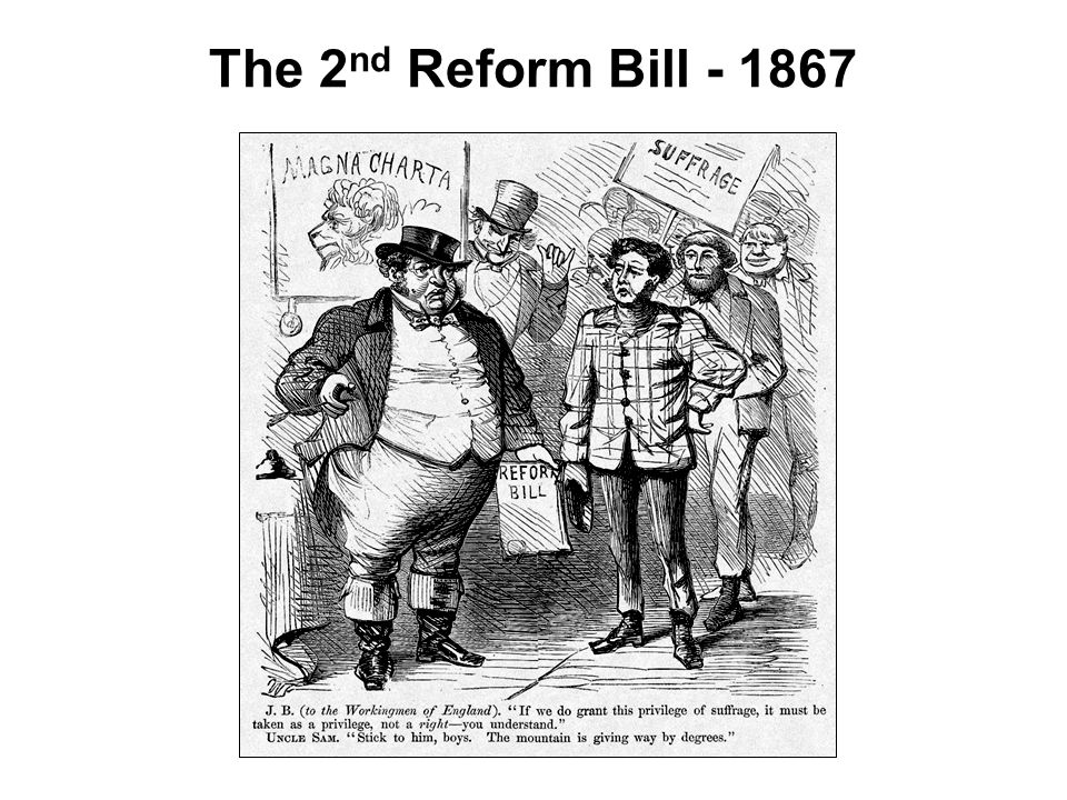 The 2nd Reform Bill