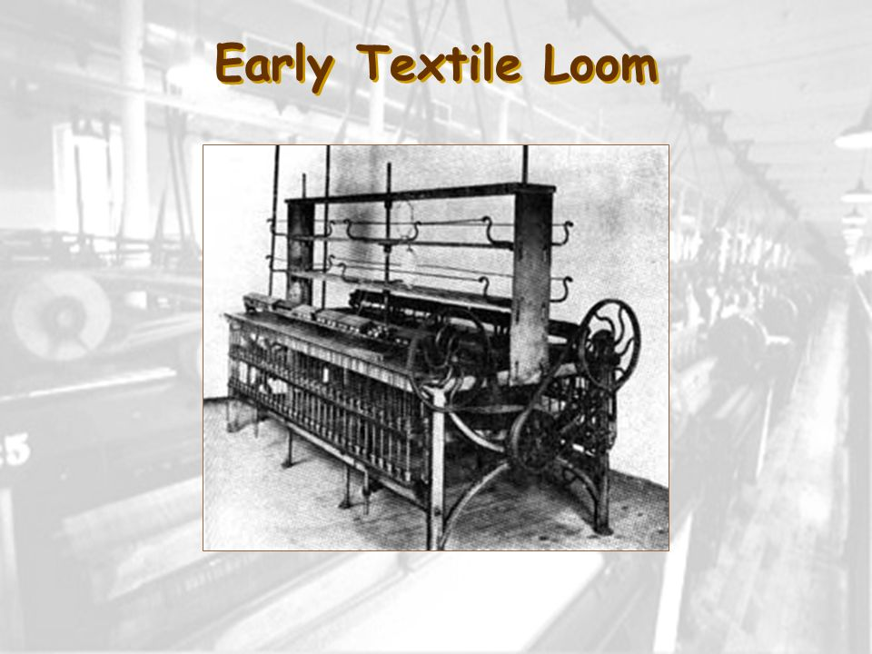 Early Textile Loom