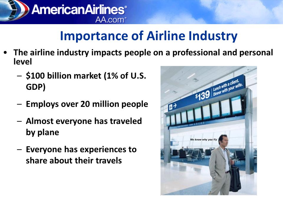Importance of Airline Industry