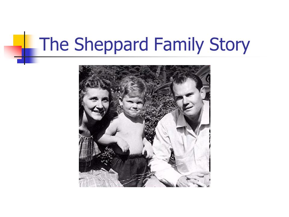 The Sheppard Family Story