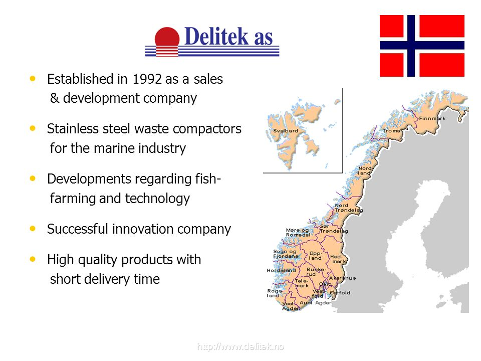 Established in 1992 as a sales & development company