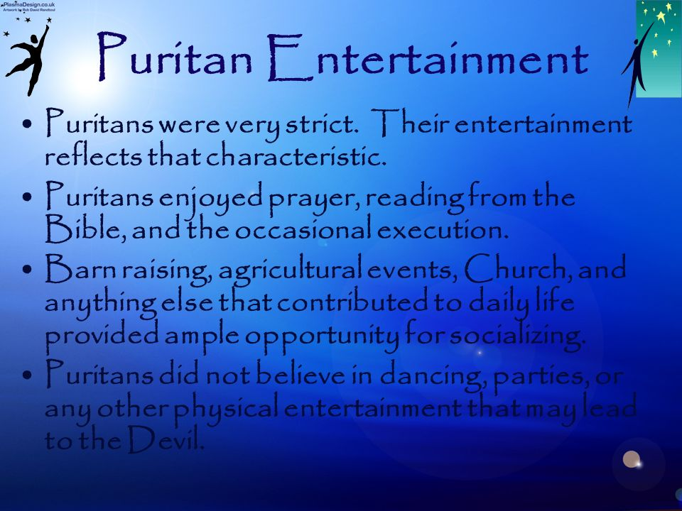 Puritan Entertainment