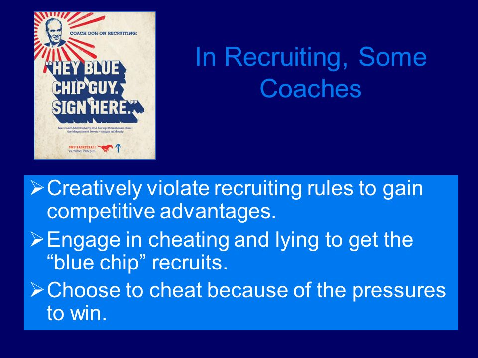 In Recruiting, Some Coaches